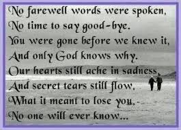 Death Of Loved One Quotes Adorable Loss Of A Loved One Quotes Glamorous Sad Quotes About Losing A Loved