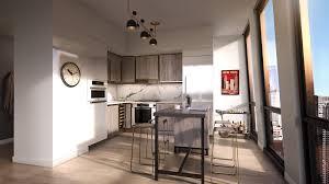 Luxury Apartment Rentals In Manhattan American Copper Buildings - Nice apartment building interior