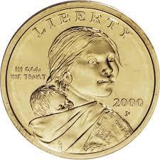 Sacagawea Gold Dollar Value Chart 2000 P Goodacre Presentation 1 Sp Sacagawea Dollars Ngc