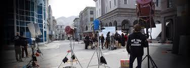 Where Film To La Shoot In