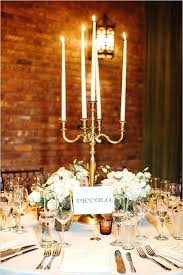 table chandelier centerpiece a new winter wedding tabletop chandelier centerpiece