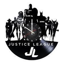 superhero bedroom vinyl record justice