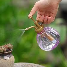 garden mister. Unique Garden OVERMAL Clearance Plant Mister Flower Water Spray Bottle 350ml Pot  Garden Sprayer Hairdressing Intended P