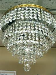 glass beads for chandeliers crystal beads for chandeliers 5 tier flush mount chandelier w modern glass beads for chandeliers