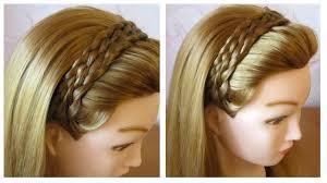 Tuto Coiffure Simple Et Rapide Tresse Serre T Te Cheveux Long