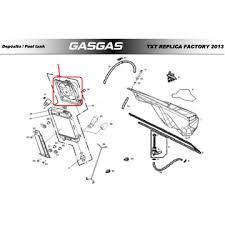 gas gas tank radiator greenlandmx off road online shop enduro gas gas txt factory 250 280 300 2013 radiator fan