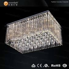 new modern asfour crystal chandelier with led om948 round