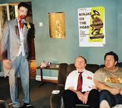 movie trivia shaun of the dead neatorama Shaun of the Dead Meme when shaun is at the convenience store, pay attention to the guy wearing a suit that stands in line behind him he'll show up a little bit later as a zombie Shaun Of The Dead Fuse Box