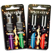 set of 4 saber shaped space keystm schlage sc1 amazoncom stills office space