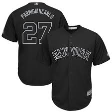 Majestic Baseball Jersey Size Chart Mens Giancarlo Stanton Authentic Black Majestic Jersey