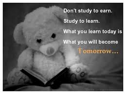 Study Quotes Simple Don't Study To