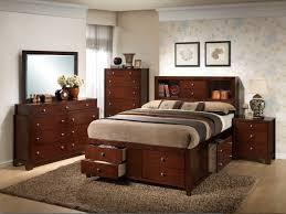 Avalon 6 Piece Queen Storage Bedroom Set
