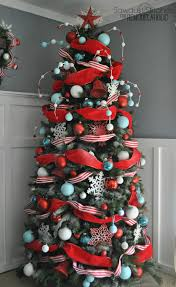 Best 25 Red Christmas Decorations Ideas On Pinterest  Christmas Red Silver And White Christmas Tree