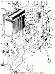 Perfect cb microphone wiring diagram inspiration everything you honda cb500 500 four k2 1973 usa batteryelectric