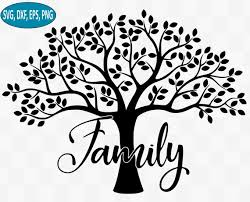 Drawing A Family Tree Template Family Tree Svg Established Sign Svg Tree Of Life Svg