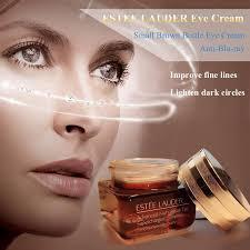fashion estee lauder eye cream small brown bottle eye cream anti blu