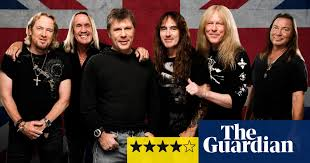 <b>Iron Maiden: The Book</b> of Souls – raw and punchy | Iron Maiden ...