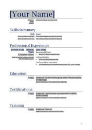 How To Make Resumes On Word 115 Best Free Resume Templates For Word Images In 2019 Free Resume