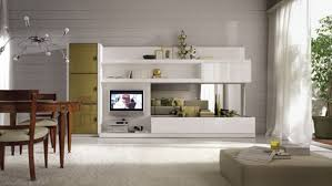 Wooden Cabinet Designs For Living Room Awesome Open Living Room Design With Dining Table With White