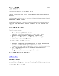 100 Sales Rep Resume Examples Windows Resume Templates