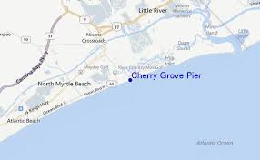 Cherry Grove Pier Surf Forecast And Surf Reports Carolina