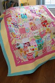 10 best Baby Clothes Quilt images on Pinterest | Crafts, Baby ... & Girls Baby Clothes Quilt Patchwork Style by Custom by MyBlankies Adamdwight.com