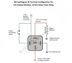 universal relay wiring diagram on delay timer working at Timer Relay Wiring Diagram