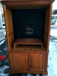 tv armoire cabinet. Beautiful Cabinet Armoires Wood Tv Armoire Before Rustic Furniture Solid Cabinet  Wardrobe Cherry Inside