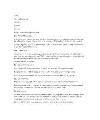 Formal Grievance Appeal Letter Template Academic Dismissal