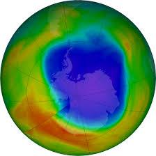 Resultado de imagen para se reduce el agujero de la capa de ozono 2017