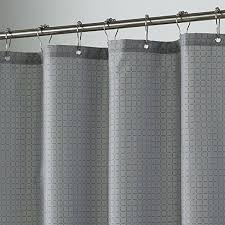 marvelous long shower curtains and liners waterproof mildew resistant fabric shower curtain extra long fabric shower