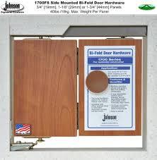 Bifold Closet Door Knob Height