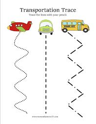 Transportation Activities For Preschoolers Preschool
