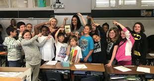 Richelle Gittens wins May Teachers First Award