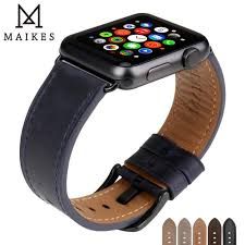 saan bibili leather band compatible with apple watch 4 44mm 42mm iwatch series 1 2 3 42mm 38mm nike sports replacement strap bands dressy classic buckle