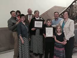 A Tribute to Mary Weaver by her Children, May 2016 — Welcome -- Rippey  Public Library