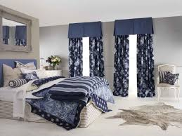 blue bedroom curtains for inspirations blue bedroom idea curtain