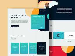 Dribbble Design Mbc Website Redesign Concept By Mb Creative On Dribbble