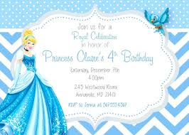 Cinderella Birthday Invitation Ideas Invitation Fabulous Birthday