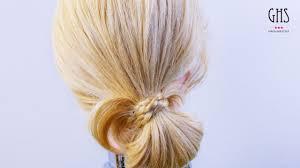 浴衣の髪型アレンジ簡単ロング特集お団子三つ編み前髪なしなど