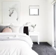 white carpet room. @thehiredhome more white carpet room c