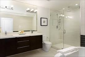 bathroom lighting and mirrors. Bathroom Design : Minimalist Lighting Over Mirror New . And Mirrors