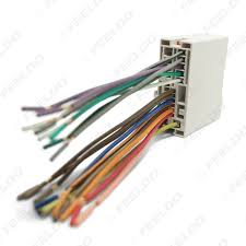 feeldo car accessories official store car radio cd player wiring Wire Harness Assembly at Cd Player Wire Harness