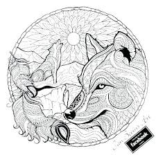 Wolf Coloring Page Wolves To Color Related Post Wolves For Sale