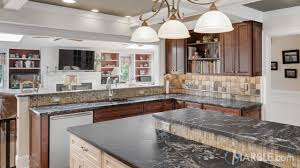Rock Backsplash Kitchen Improve Your Kitchen With A Natural Stone Backsplash
