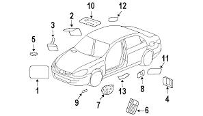 parts com® honda label, fuse partnumber 38205sdac00 2006 Honda Accord Fuse Box Diagram 2006 honda accord lx v6 3 0 liter gas labels fuse box diagram for a 2006 honda accord