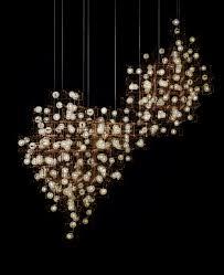 sculptural lighting. interieur kortrijk finest light sculpture fragile nature by lonneke gordijn and ralph nauta sculptural lighting