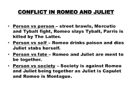 Conflict In RJ Romeo And Juliet Pinterest Romeo And Juliet Extraordinary Romeo And Juliet Quotes About Fate