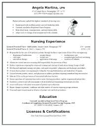 Lpn Job Description For Resume Nursing Home Nurse Resume Licensed ...