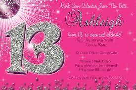 13th Party Invitations 13th Birthday Invites Templates In 2019 13th Birthday